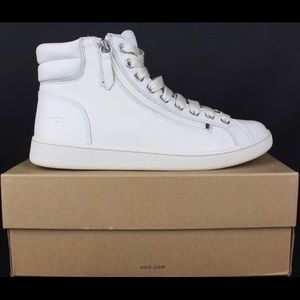 UGG Australia high top sneakers. NWT never worn.